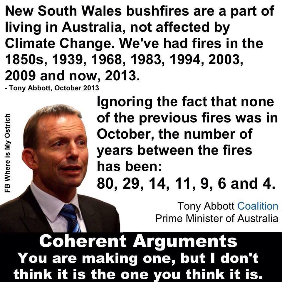 Tony-Abbott-bushfires-coherent-argument