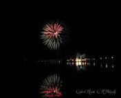 Lakes fireworks
